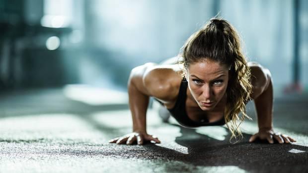 Sestrin bestimmt über den Erfolg des Trainings - die Studie nimmt an, dass es auch fit ohne Sport machen kann.
