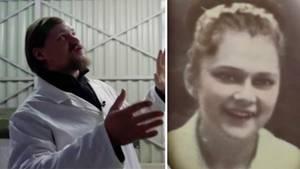 Russe friert das Gerhirn seiner toten Mutter ein – bei minus 196 Grad