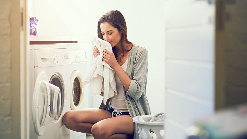 Auch kurze Waschprogramme sind sauber und hygienisch.