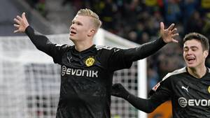 Erling Haaland - BVB-Debüt mit Hattrick - Twitter-Reaktionen