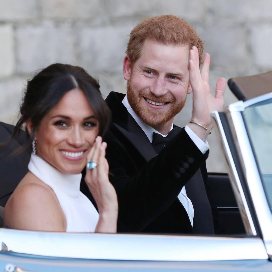 """News vom Wochenende: Buckingham-Palast bestätigt: Harry und Meghan verzichten auf Titel """"Königliche Hoheit"""""""