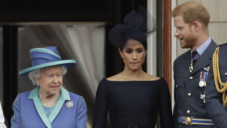 Harry und Meghan - Queen- und Palasterklärung