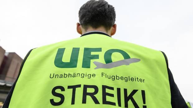 Gewerkschaft Ufo kündigt nächsten Streik an