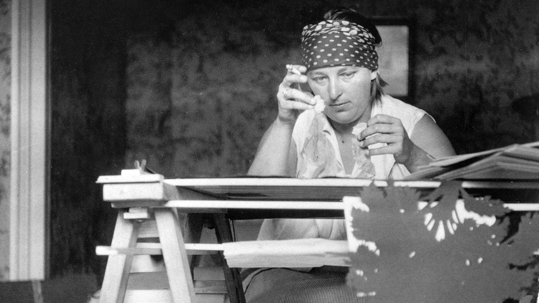 Lotte Reinige, Foto um 1930