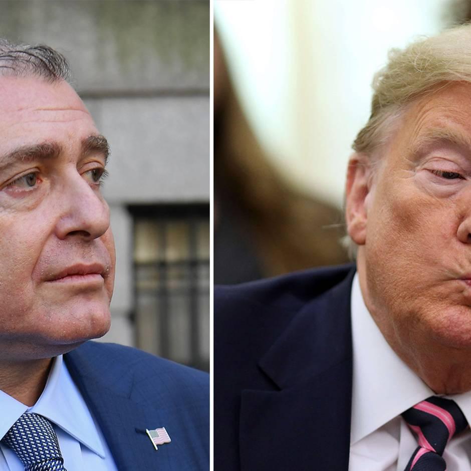 Impeachment: Lev Parnas: Giulianis Handlanger könnte zu Trumps größtem Albtraum werden