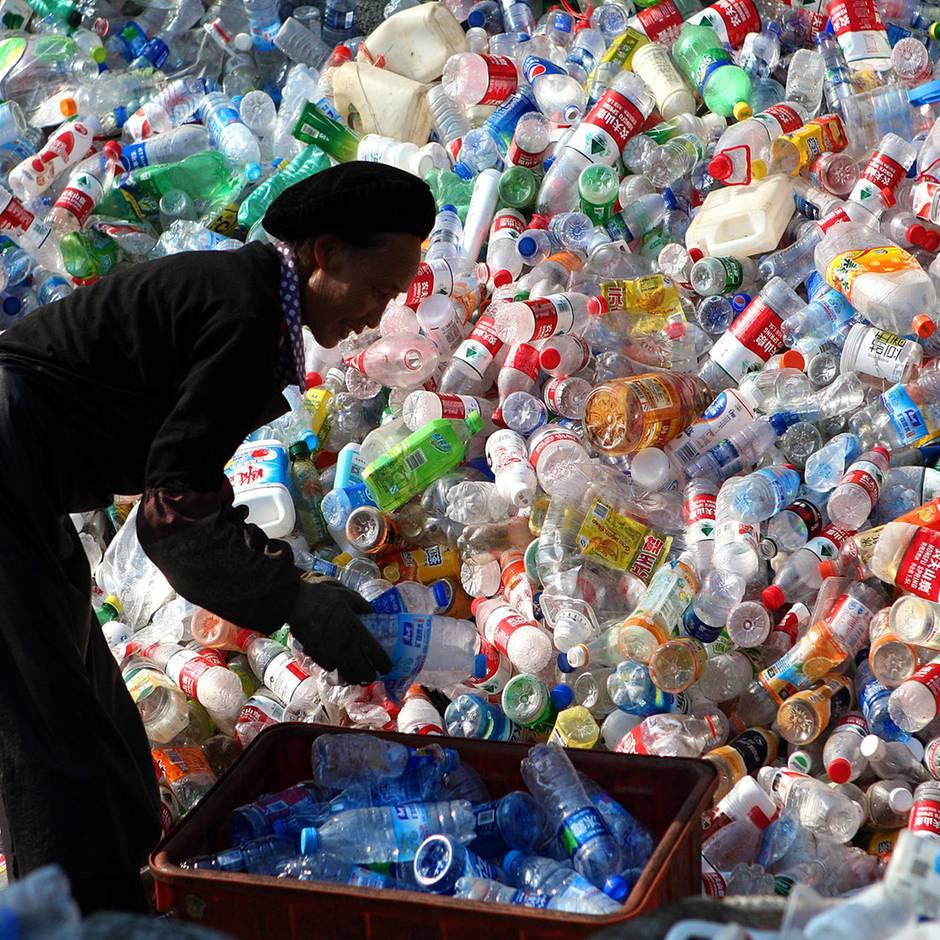 Recycling im Reich der Mitte: China sagt Einweg-Plastik den Kampf an