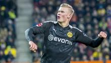 BVB-Neuzugang Erling Haaland dürfte in der Bundesliga auch in den kommenden Spielen für Furore sorgen