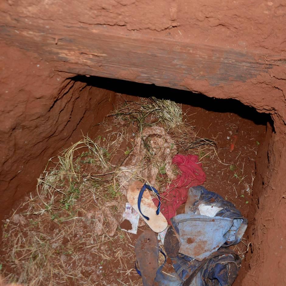 News vom Wochenende: Flucht durch Tunnel: 75 Häftlinge türmen aus Gefängnis in Paraguay