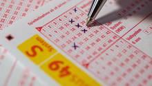 nachrichten deutschland - lottoschein