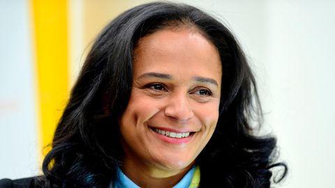 Unternehmerin Isabel dos Santos ist die TOchter des ehemaligen angolanischen StaatschefsJosé Eduardo dos Santos