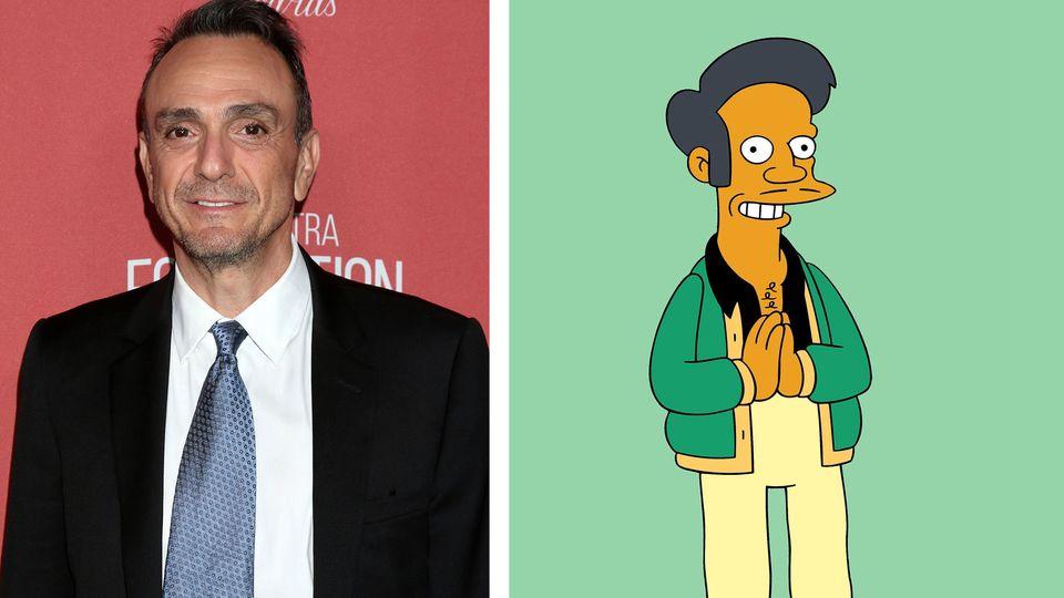 """Hank Azaria spricht seit über 30 Jahren """"Die Simpsons""""-FigurApu Nahasapeemapetilon"""