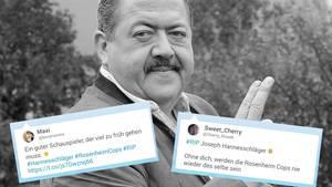 Joseph Hannesschläger: Fans trauern um den Rosenheim-Cops-Schauspieler