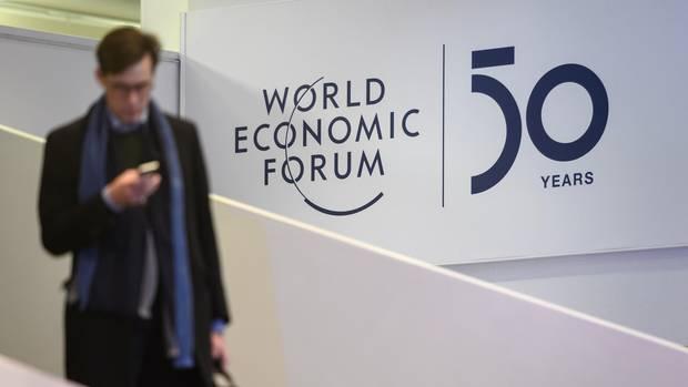 Das Weltwirtschaftsforum (WEF) feiert 50-jähriges Jubiläum