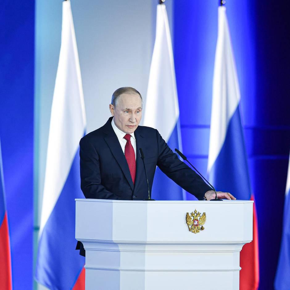 News des Tages: Putin will Amtszeiten des russischen Präsidenten einschränken