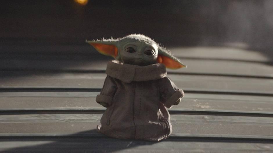Baby Yoda Mandalorian disney