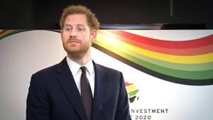 Am Montagabend war Prinz Harry noch beimbritisch-afrikanischen Investitionsgipfel in London, danach soll er Richtung Kanada abgeflogen sein