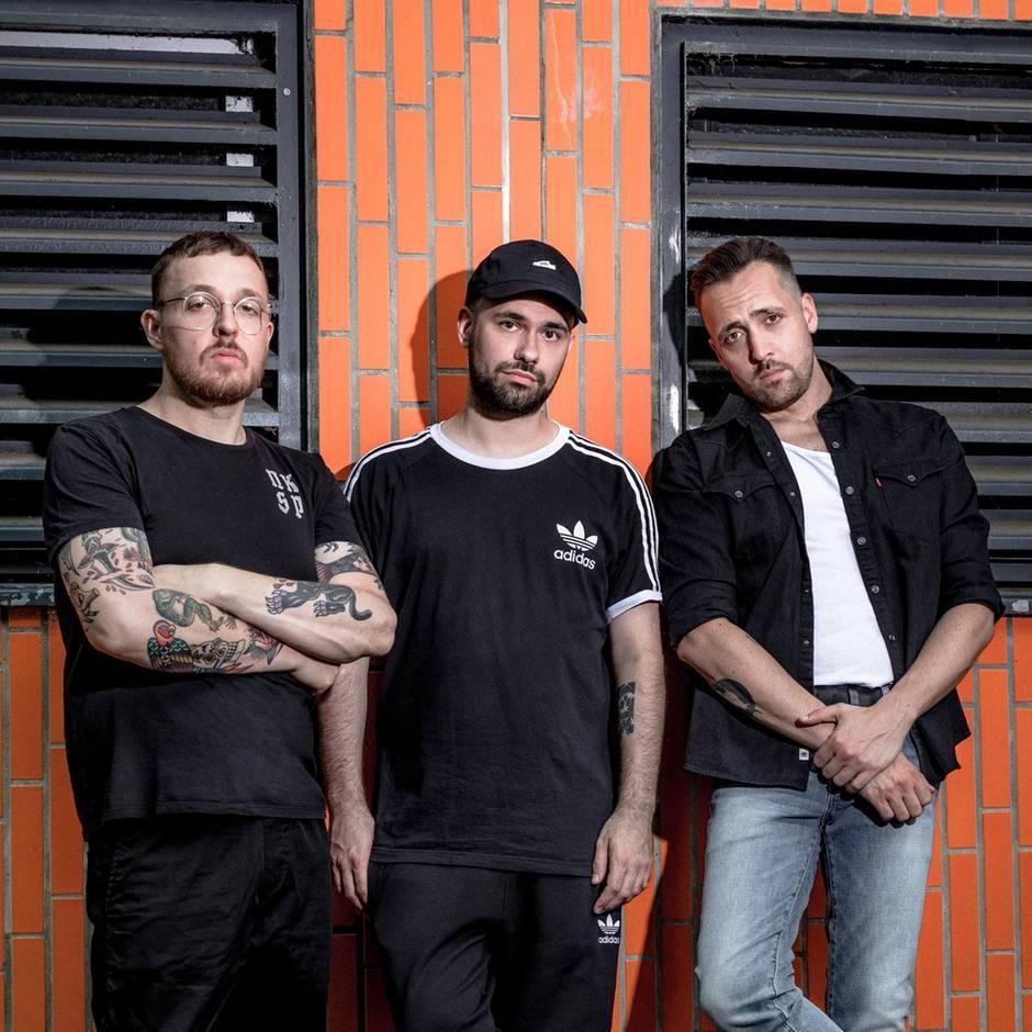 """Neues Album """"Abbruch Abbruch"""": Depressionen, Suizid und schlechter Sex: Die Antilopen Gang ist der Gegenpol zum Testosteron-Rap"""
