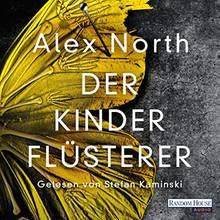 Cover der Kinderflüsterer Alex North