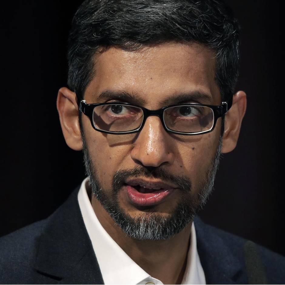 """Debatte: """"Wir müssen Schaden und Nutzen abwägen"""": Google-Chef will künstliche Intelligenz bändigen"""