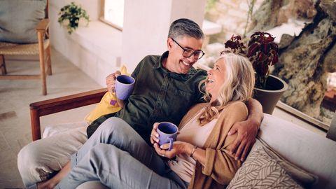 Kurz vor der Rente noch ins Eigenheim? Die Banken jedenfalls haben nichts dagegen