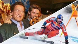 Streif in Kitzbühel: Sport-Spektakel trifft Promis und Party