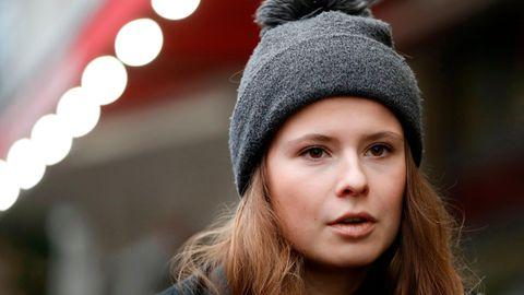 Klimaktivistin Luisa Neubauer