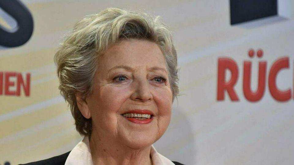 """Noch bis März ist Marie-Luise Marjan als """"Mutter Beimer"""" in der """"Lindenstraße"""" zu sehen"""