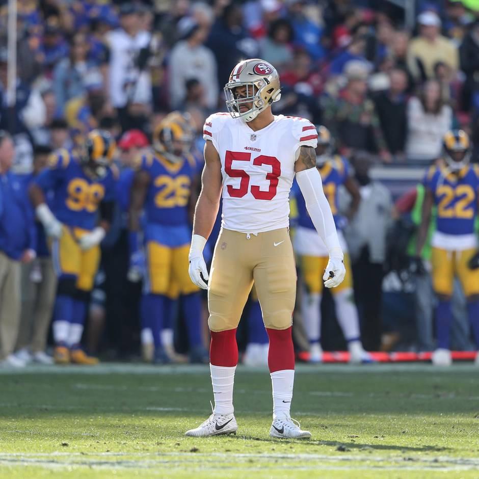 NFL: Mark Nzeocha könnte der dritte Deutsche werden, der den Super Bowl gewinnt