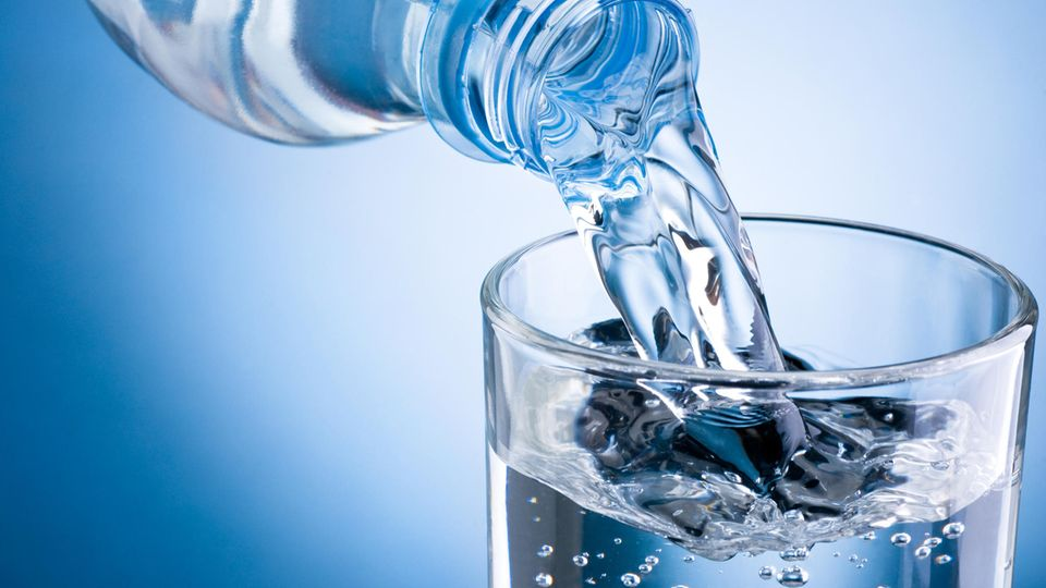 Mineralwasser zählt zu den meist konsumierten Getränken
