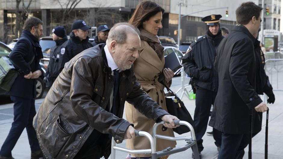 Harvey Weinstein Prozess
