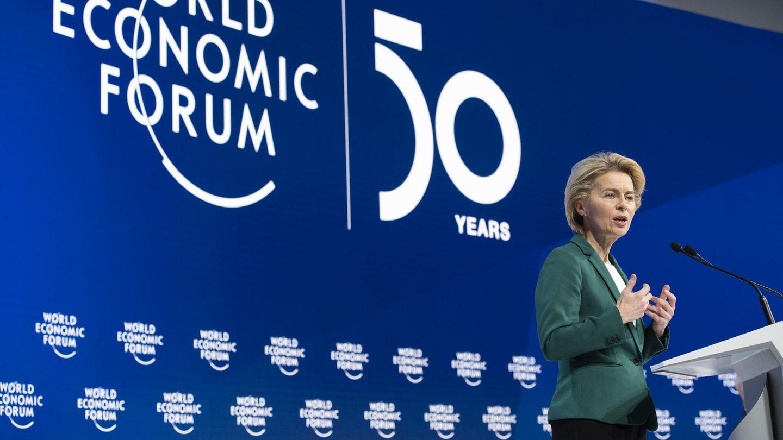 Ursula von der Leyen, Präsidentin der EU-Kommission