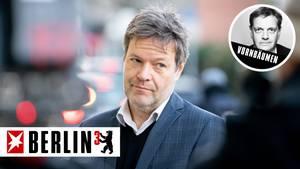 Robert Habeck, Bundesvorsitzender von Bündnis 90/Die Grünen