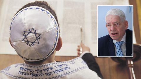 Josef Schuster spricht im Interview über das Leben als Jude in Deutschland