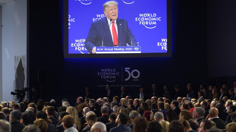 Trump-Rede in Davos