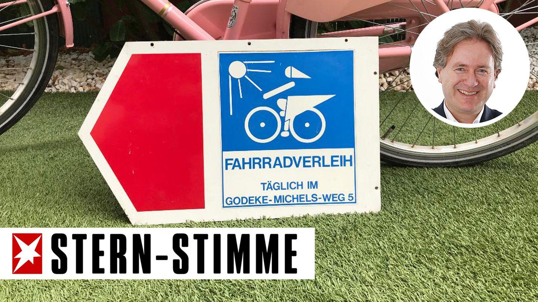 Fahrradverleih Behrendt
