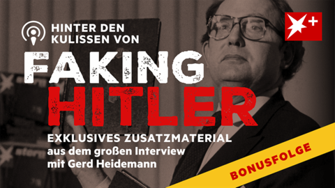 Teaserbild Faking Hitler