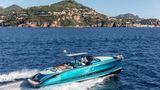 """""""Motoryachten bis 20 Meter Bootslänge"""" sind schon exklusiv. Hier entschied sich die Jury für die Solaris Power 48 Open. Die Begründung: Die Verarbeitung setzt, ebenso wie das Design, Maßstäbe in dieser Bootsklasse. Hinzu kommen ausgeglichene Fahreigenschaften."""