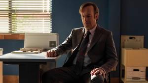"Bob Odenkirk wird in der Serie ""Better Call Saul""zum durchtriebenenAnwalt Saul Goodman"