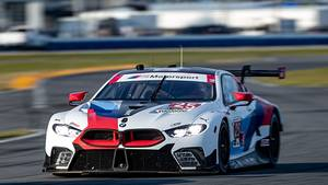 BMW in Daytona 2020