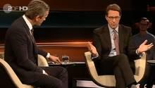 Markus Lanz und Andreas Scheuer in kontroversem Gespräch