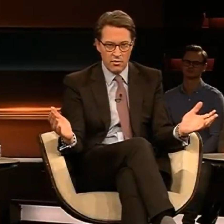 Aufregung um TV-Talk: Scheuer redet sich bei Lanz um Kopf und Kragen - und reißt den Talkmaster zeitweise mit