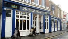 Außenansicht des Pubs The Robert Pocock