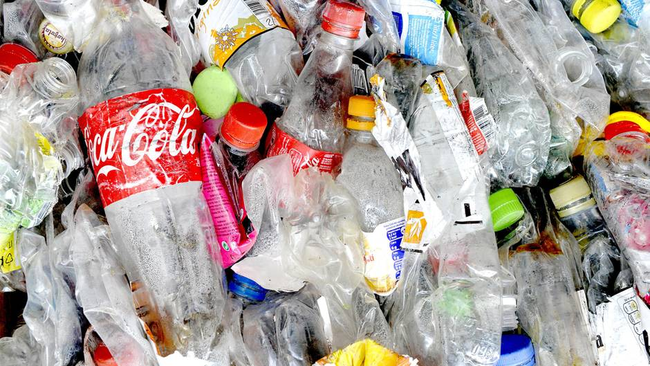 Coca Cola Plastik