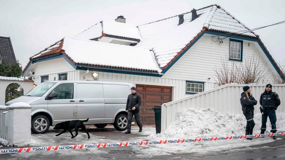 14. März 2019: Durchsuchungen im Haus von Tor Mikkel Wara und seiner Partnerin