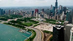 Bei einer Frau aus Chicago wurde das Virus festgestellt