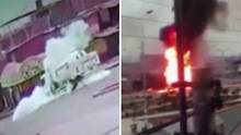 Tanklaster-Katastrophe in Peru – Tote und Verletzte nach gewaltiger Explosion