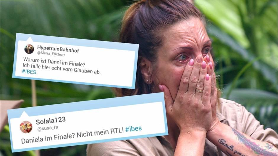 Danni Büchner im Finale: Die Twitter-Gemeinde kann es nicht fassen