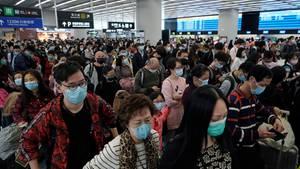 Hongkong ruft wegen Coronavirus Notstand aus