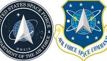 "Das Logo der ""Space Force"" erinnert sehr an Star Trek"