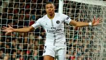 Kylian Mbappé ist die Nummer 1